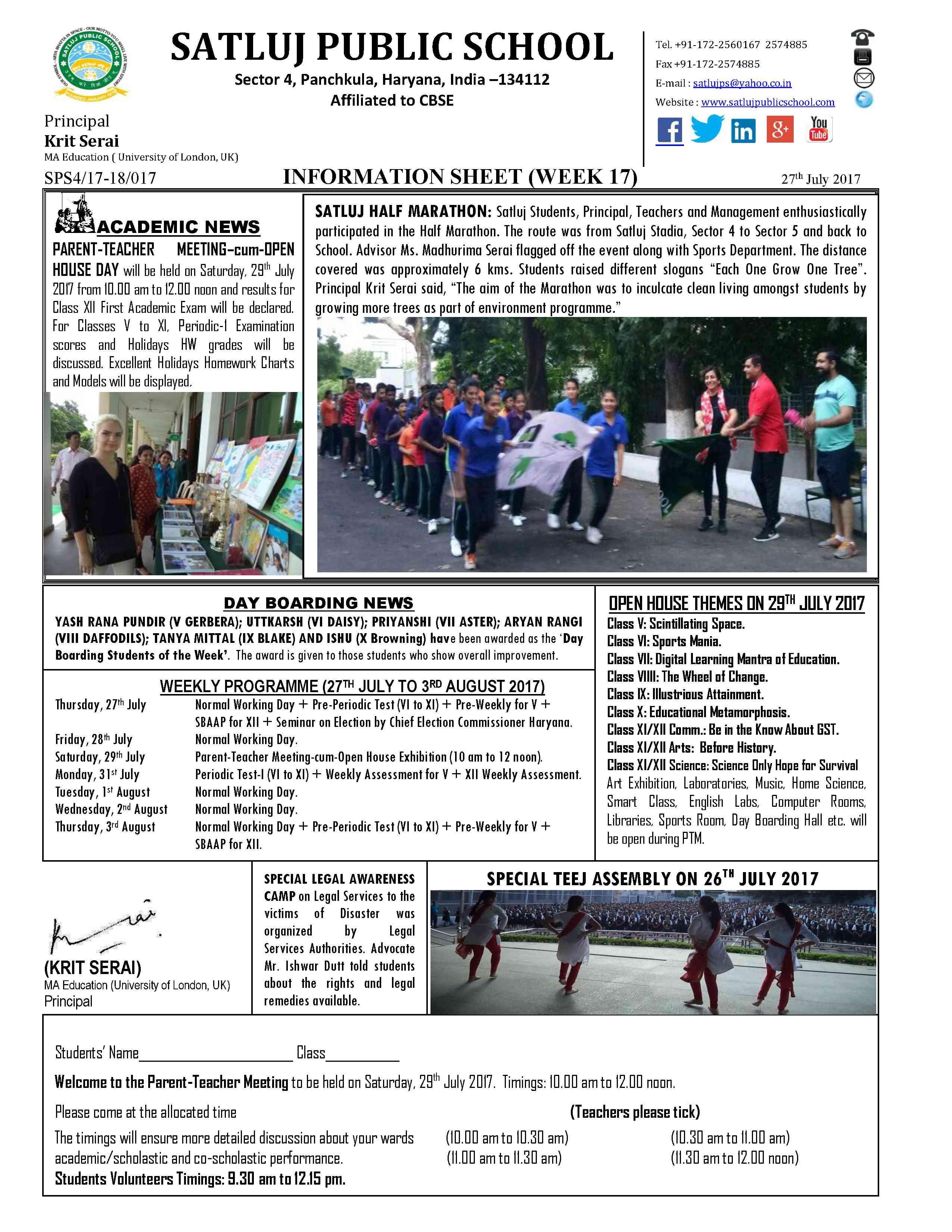 Information Sheet 171