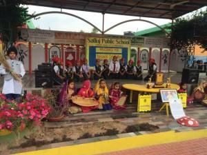 Baisakhi Celebrations 2016-17