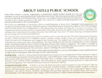 About Satluj Public School