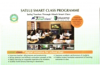 Satluj Smart Class Programme