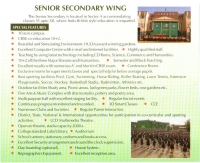 Senior Secondary Wing