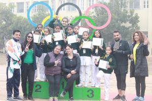 Republic Day and Annual Sports Day celebrations