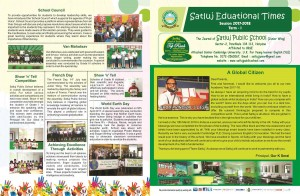 Satluj Newsletter April to July